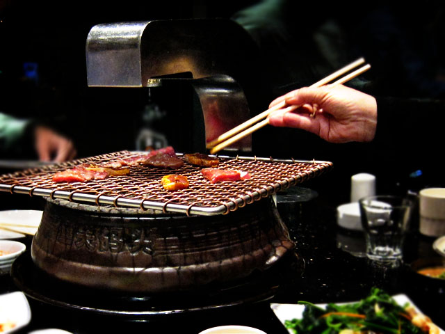 Where to eat in shenyang korean bbq - How to build a korean bbq table ...
