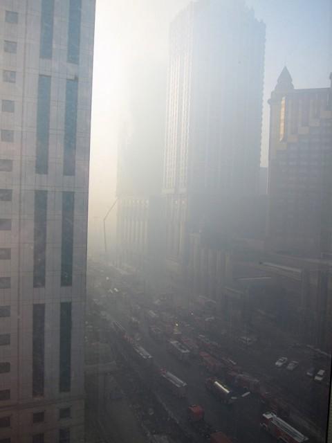 2011 Spring Festival Fire in Shenyang