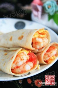 Chinese Egg Wrap