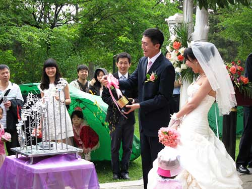 traditional chinese wedding essay