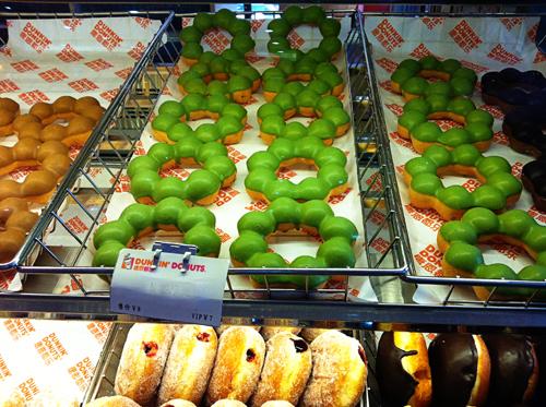 Dunkin Donuts Shenyang style