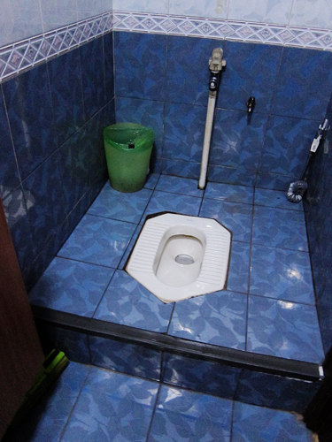 Bathrooms in China